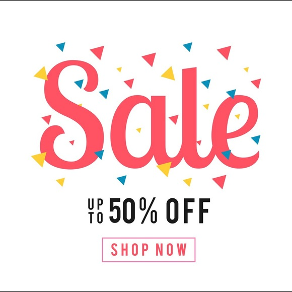 Other - Up to 50% off everything